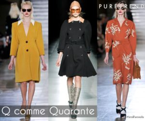 collection « Quarante »